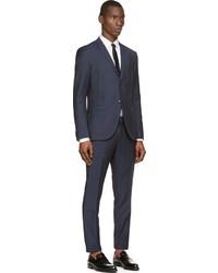 ... Tiger of Sweden Navy Wool Evert Suit 440f0525965