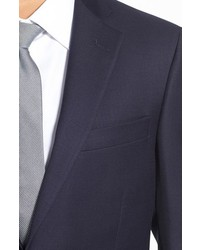 8d32ebf2fe3 ... Hart Schaffner Marx New York Classic Fit Solid Stretch Wool Suit ...