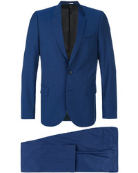 Paul Smith Ps By Flap Pocket Two Piece Suit