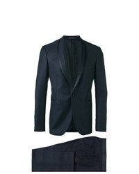 Tagliatore Shawl Lapel Two Piece Suit