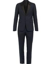 Prada Single Breasted Tuxedo