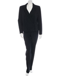 Chanel Wool Pantsuit