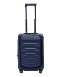 Porsche Design Roadster Carry On Expandable 21 Inch Spinner Suitcase