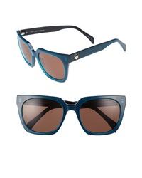 Draper James 54mm Square Sunglasses