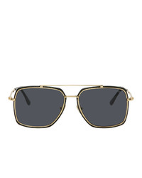 Tom Ford Black Lionel Sunglasses