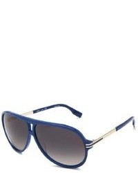 Hugo Boss Boss By 0398 Polarized Aviator Sunglasses