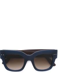 Bottega Veneta Eyewear Intrecciato Sunglasses