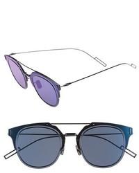 Dior homme composit 10s 62mm metal shield sunglasses oxford black medium 653580
