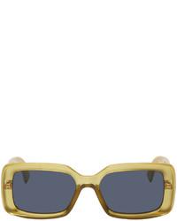 Givenchy Gold Gv 7201 Sunglasses