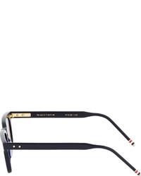 796ec43987d4 ... Thom Browne Navy Matte Tb 402 Sunglasses ...