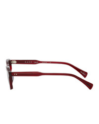 Raen Red Boyd Sunglasses