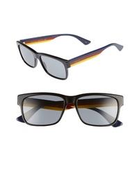 e8077c121d Men s Navy Sunglasses by Gucci