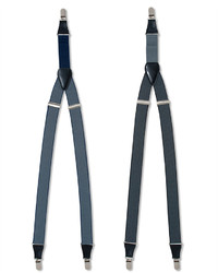 Club Room 30mm Herringbone Suspenders