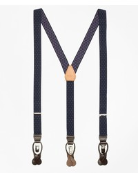 Brooks Brothers Polka Dot Suspenders