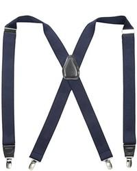Get Essentials 1 14 Inch Solid Suspenders