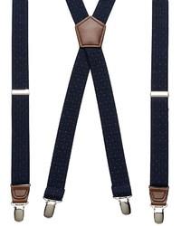 Dockers Pin Dot Suspenders