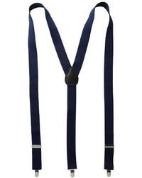 Status Suspenders 114 Inch 3 Clip Traditional Lookpin Clip Closure