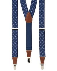 Wembley Anchors Stretch Suspenders