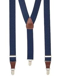 Wembley Pindot Stretch Suspenders