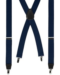 Wembley Solid Stretch Suspenders