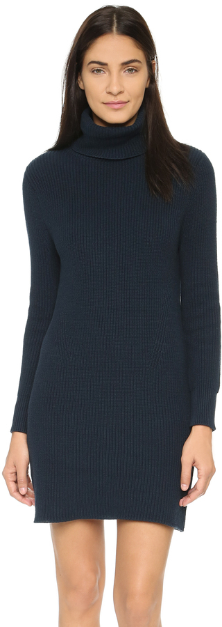 525 America Cotton Shaker Sweater Dress | Where to buy & how to wear