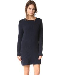 525 America Crew Neck Sweater Dress