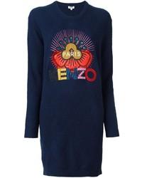 Kenzo Tanami Sweater Dress