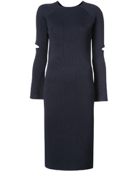 Nomia Ribbed Sweater Dress