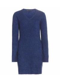 Marc by Marc Jacobs Super Yak Wool Blend Sweater Dress