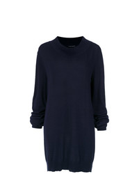 Gloria Coelho Wide Sleeves Knit Dress