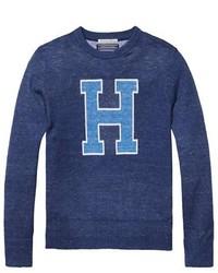 Tommy Hilfiger Th Kids H Crewneck Sweater