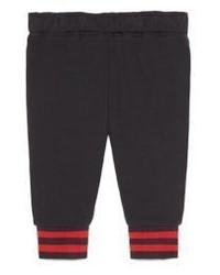 Gucci Babys Cotton Jogging Pants