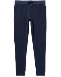 Orlebar Brown Beagi Slim Fit Tapered Cotton Terry Sweatpants