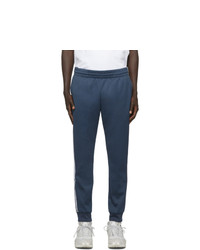 adidas Originals Blue 3 Stripes Track Pants