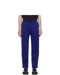 Kenzo Blue Drawstring Lounge Pants