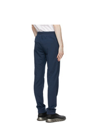 Z Zegna Blue Lounge Pants