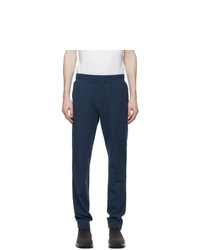 Z Zegna Blue Lounge Pants