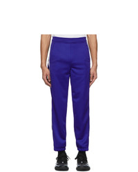 Neil Barrett Blue Suiting Lounge Pants