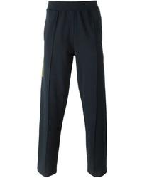 Emporio Armani Contrast Side Track Pants