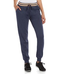 Juniors So Tie Waist Jogger Pants