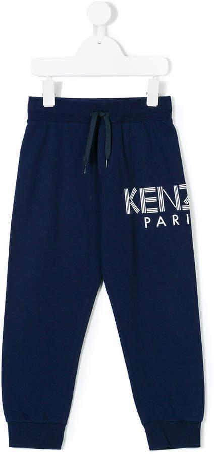 Kenzo Kids Branded Track Pants