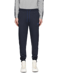 Ps By Paul Smith Navy Active Jogger Lounge Pants