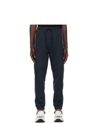 Burberry Navy Barns Icon Stripe Lounge Pants