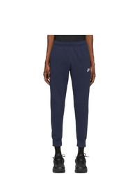 Nike Navy Club Jogger Sweatpants