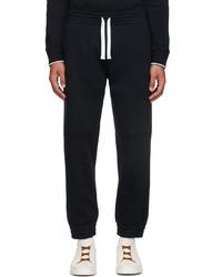 Ermenegildo Zegna Navy Essential Lounge Pants