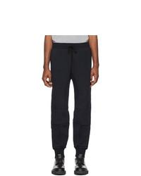 Coach 1941 Navy Fleece Lounge Pants