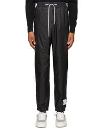 Thom Browne Navy Flyweight Piping Lounge Pants