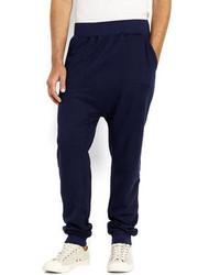 Navy Hammer Sweatpants