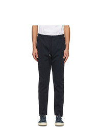 Tom Ford Navy Jersey Lounge Pants