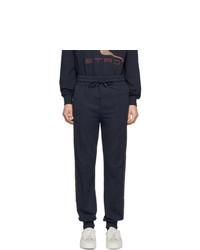 Etro Navy Neutra Lounge Pants